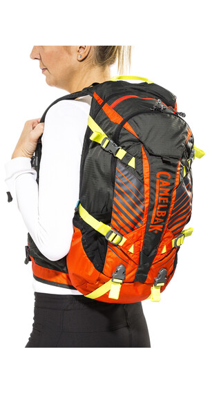 CamelBak Kudu 18 Backpack charcoal/ ember dry